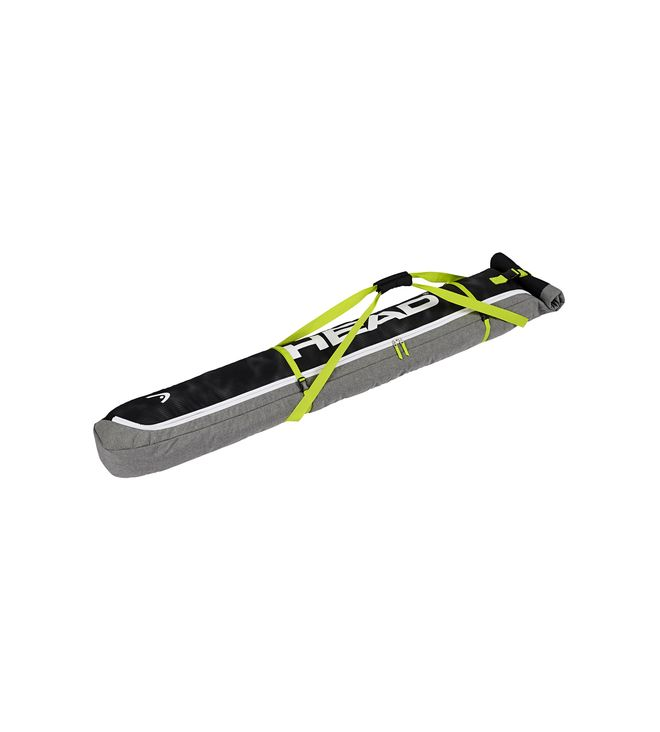 Single Skibag Antracite/Grey-Neon Yellow